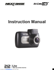 Nextbase 380GW Dash Cam Power Lead With Filter