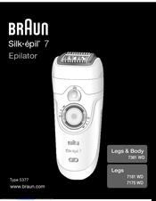 braun silk pil 7175 wd manuals rh manualslib com