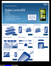 Nokia Lumia 620 Service Manual