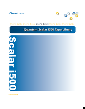 Quantum scalar i500 user manual | page 20 / 148.