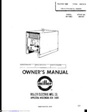 miller electric scp 200c manuals rh manualslib com Miller Plasma Cutter Miller Spectrum 650