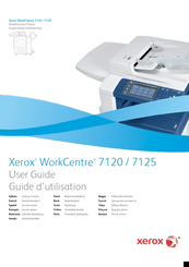 xerox workcentre 7120 manuals rh manualslib com 7120 Xerox Brochure workcentre 7120 user guide