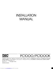 dsc pc1000 manuals rh manualslib com dsc 4020 programming guide dsc maxsys user manual