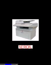 xerox phaser 3200mfp manuals rh manualslib com xerox phaser 3200 mfp driver windows 7 xerox phaser 3200 mfp service manual