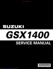 suzuki owner manuals
