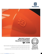 Husqvarna QC 330 Operator's Manual