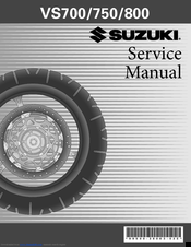 Suzuki Vs750 Manuals Manualslib
