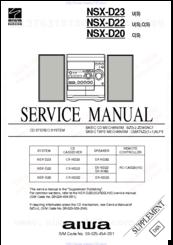 aiwa nsx d20 manuals rh manualslib com Aiwa Nsx- D70 Aiwa Nsx T939