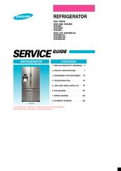 samsung rf267abrs xaa manuals rh manualslib com samsung rs265tdrs service manual rs265tdrs service manual free