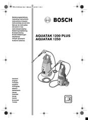 bosch aquatak 1250 manuals rh manualslib com bosch axxis washer user guide bosch washer user manual