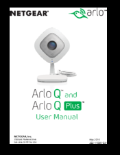 NETGEAR ARLO Q USER MANUAL Pdf Download