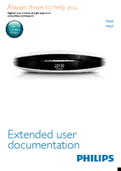 Philips M660 Extended User Documentation