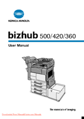 konica minolta bizhub 420 user guide open source user manual u2022 rh dramatic varieties com konica minolta bizhub 223 manuel konica minolta bizhub 223 manual