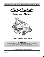 how to clean cutting blade on cub cad lawn tractor