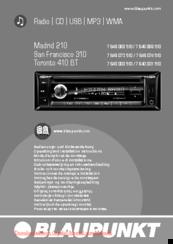 blaupunkt san francisco 310 manuals rh manualslib com blaupunkt alicante cd32 cd player manual Blaupunkt CD Changer CDC A08