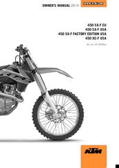 Ktm 450 Xc F Manuals Manualslib