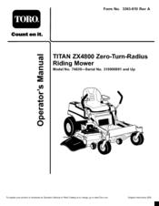 Toro AN ZX6030 Manuals Toro Zx Timecutter Wiring Diagram on wiring diagram riding mower, wiring diagram toro z master, wiring diagram cub cadet zero turn,