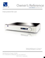 ps audio directstream junior manuals rh manualslib com ps audio p10 owners manual ps audio service manual