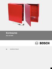 Bosch AE2 Installation Manual