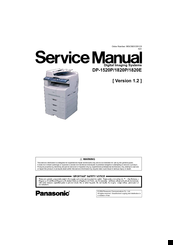 Panasonic dp-1520p dp-1820p dp-1820e free service manual pdf download.