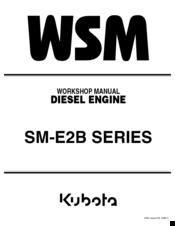 kubota d722 e2b manuals rh manualslib com Kubota D722 Parts Diagram Kubota Diesel Engine Manual