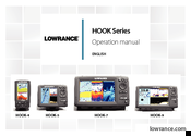 Lowrance HOOK-4 Operation Manual