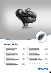 Truma mover te r4 manuals manuals and user guides for truma mover te r4 we have 1 truma mover te r4 manual available for free pdf download operating instructions and installation cheapraybanclubmaster Gallery