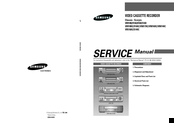Samsung VR5160C Service Manual