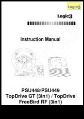 logic3 psu449 manuals rh manualslib com q logic 3 manual i-station logic 3 manual