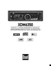 dual xdm6350 manuals rh manualslib com