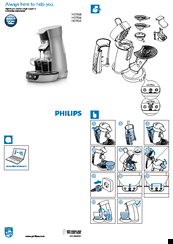 philips senseo hd7821 manuals rh manualslib com Senseo Coffee Pods Coupon Pod Coffee Makers