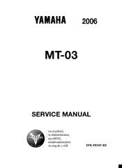yamaha mt-03 service manual pdf download   manualslib  manualslib