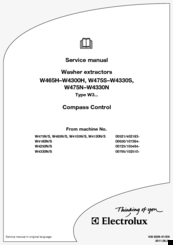 electrolux w4300h manuals rh manualslib com