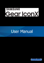 Samsung GEAR ICONX SM-R150 User Manual