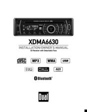 dual xdma6630 manuals rh manualslib com