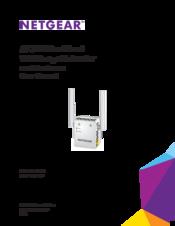 NETGEAR EX6000 USER MANUAL Pdf Download