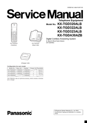 panasonic kx tgd 533 manual