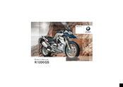 BMW R 1200 GS - Rider's Manual