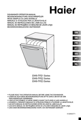 Haier DW9-TFE1 Series Operation Manual