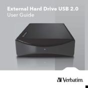verbatim 47512 manuals rh manualslib com 2TB External Hard Drive verbatim 1tb external hard drive manual