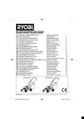 ryobi rlm140sp manuals rh manualslib com ryobi user manual trimmer ryobi user manual