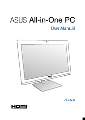 Asus ET2325I User Manual