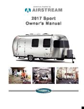 airstream sport 2017 owner s manual pdf download rh manualslib com