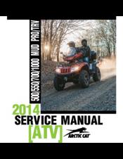 Arctic Cat 700 Diesel Manuals