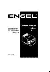Engel SHX8000Di Manuals