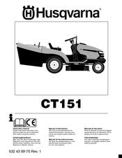 Husqvarna manual transmission kev lar drive belt ct130 ct135.