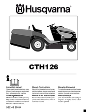 Husqvarna Cth126 Instruction Manual Pdf Download