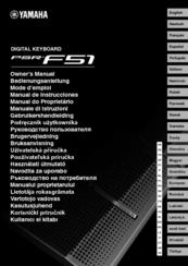 yamaha psr f51 manuals rh manualslib com Kindle Fire User Guide Online User Guide