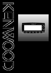 Kenwood FleetSync KDS-100 Instruction Manual