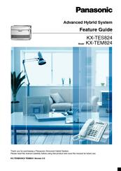panasonic kx tem824 manuals rh manualslib com panasonic kx-tem824 configuration manual panasonic kx-tes824 installation manual pdf
